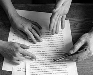 La relation entre l'écrivain public et son client est basée sur la confiance.
