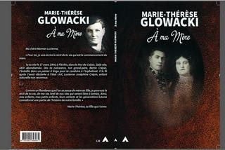 A ma mère, récit de vie de Marie-Thérèse Glowacki, écrit avec EML-Ecriture